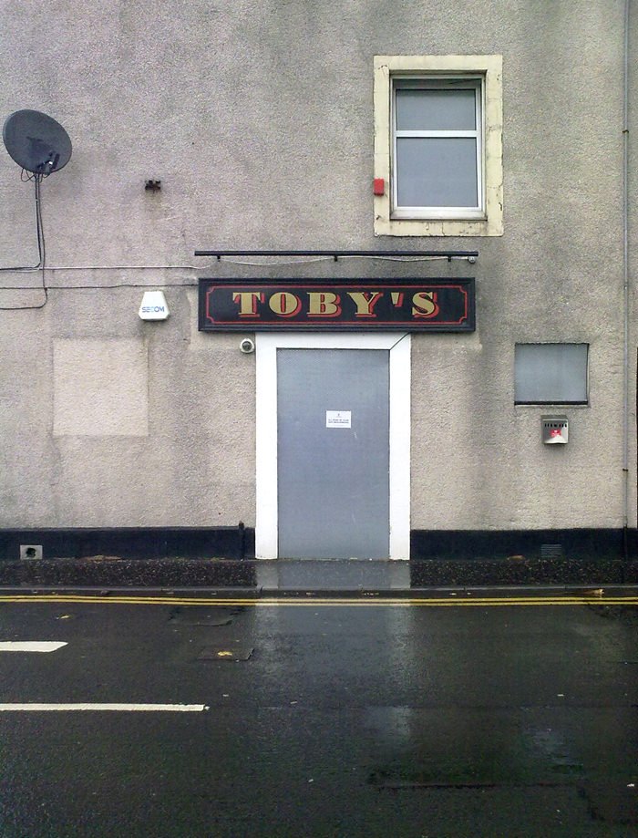 Toby's, Largs by Lee Broughall