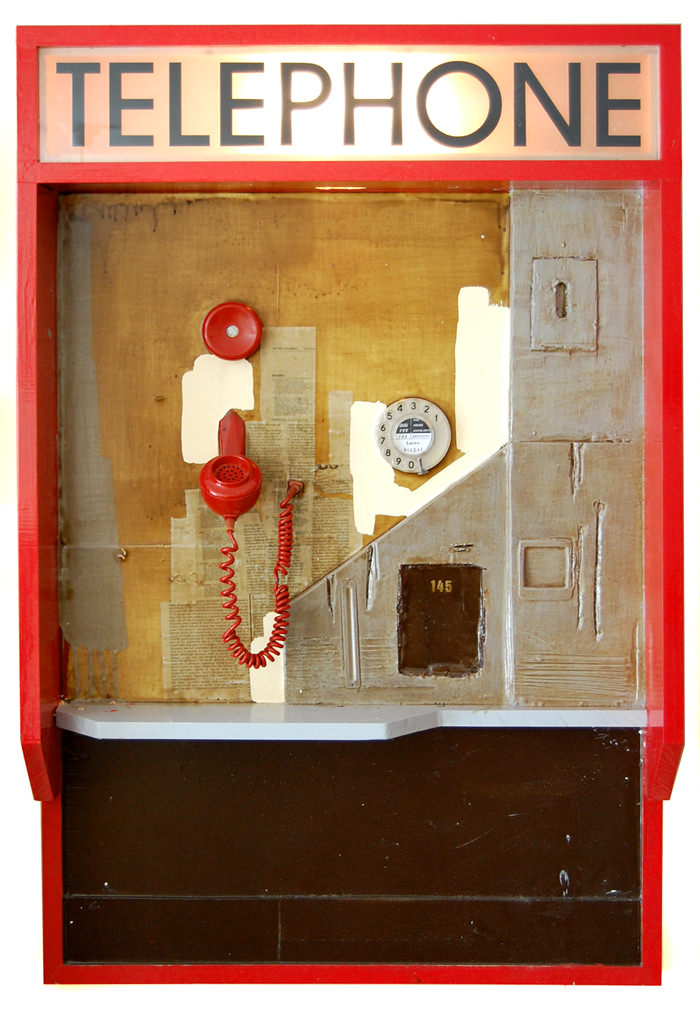 [145] Telephone Booth by Lee Broughall